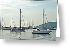 Ne-mast-e    Greetings To A New Day Greeting Card