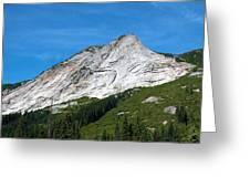 Needle Peak  Greeting Card