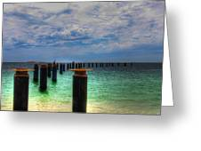 New Day Greeting Card by Imagevixen Photography