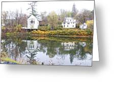 New England Reflections 3935 Greeting Card
