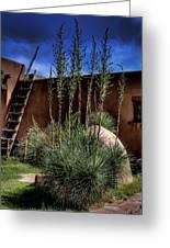 New Mexico Adobe Greeting Card