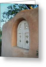 New Mexico Series - Adobe Arch Greeting Card