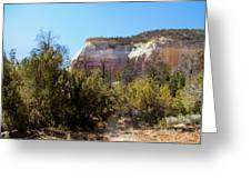 New Mexico Series - Bandelier IIi Greeting Card