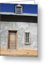 New Mexico Series - Doorway IIi Greeting Card