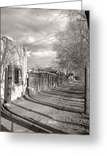 New Mexico Series - Late Day Greeting Card