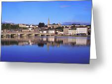 New Ross, Co Wexford, Ireland Greeting Card