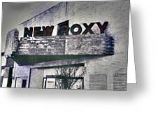 New Roxy Clarksdale Ms Greeting Card