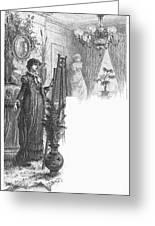 New York: Artist, 1882 Greeting Card