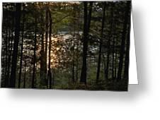 Nichols Lake Greeting Card