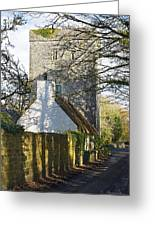 Norman Tower Greeting Card