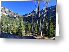 North Cascades Landscape Greeting Card by Pierre Leclerc Photography