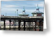 North Pier Greeting Card