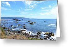 Northern California Coast3 Greeting Card