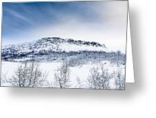 Norwegian Winter Greeting Card
