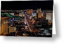 Not Everything Stays In Vegas Greeting Card