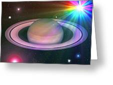 Nova Rainbow Greeting Card
