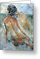 Nude 564213 Greeting Card
