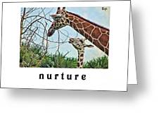 Nurture Greeting Card