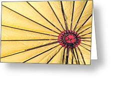 Nylon Sun Rays Greeting Card