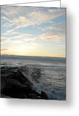 Ocean 51 Greeting Card