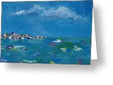Ocean Delight Greeting Card