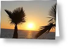 Ocean Light Greeting Card