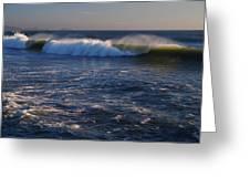 Ocean Of The Gods Series Greeting Card