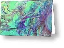 Ocean Symphony II Greeting Card
