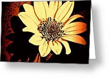 October Jewel Greeting Card