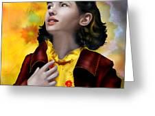 Ofelia's Dream Greeting Card
