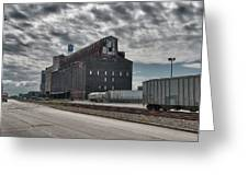 Ohio Street Mill Greeting Card