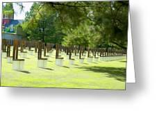 Oklahoma Memorial II  Greeting Card