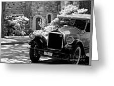 Old Ford Greeting Card