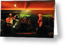 Old Friends Band Reunion Greeting Card