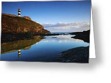 Old Head Of Kinsale, County Cork Greeting Card