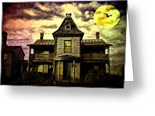 Old House At St Michael's Greeting Card