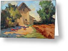 Old Mill Provence Greeting Card