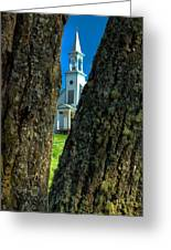 Old Reserve Church Greeting Card