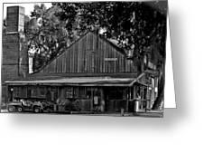 Old Spanish Sugar Mill Greeting Card