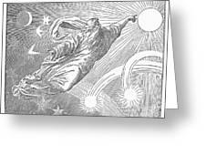 Old Testament: God Greeting Card