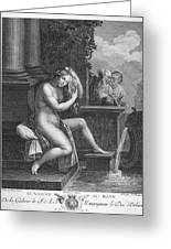 Old Testament: Shoshanna Greeting Card