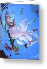Oleandera Greeting Card