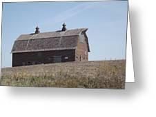One Barn Hill Greeting Card