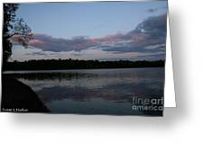 One Moment In Peace Greeting Card