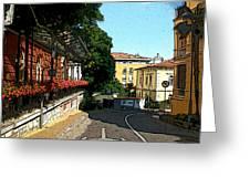 Opatija-2 Greeting Card