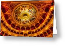 Opera-budapest Greeting Card