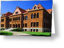 Orange County Courthouse Greeting Card