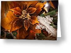 Orange Magic Greeting Card