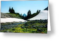 Oregon Hike Greeting Card