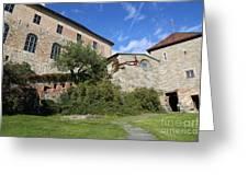 Oslo Castle - Akershus Greeting Card